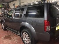 2013 Nissan Pathfinder Tekna DCI 7 Seater 2.5 Diesel. One Owner. FSH. Manufacturers Warranty. Mint