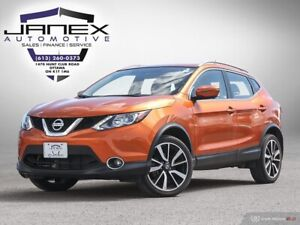 2017 Nissan Qashqai SV ACCIDENT FREE | R.CAM | HEATED LEATHER...