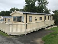Cheap 3 Bed Static Caravan For Sale at Quay West Haven Park West Wales With Sea Views Not Tenby