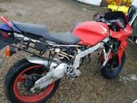 Honda CBR 600 F Reg Jellymould Motorbike for Spares