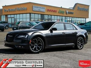 2016 Chrysler 300 S~Navigation~Pano Sunroof~Leather~Bluetooth~