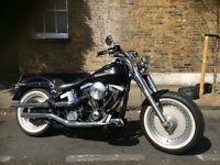 Harley-Davidson FATBOY FLSTB