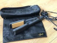 GHD SS4.0 Wide Plate Straighteners