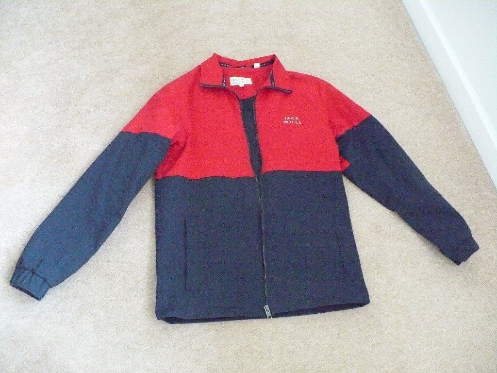 12011ad20e Jack Wills Coldwell Track Jacket brand new XS. West End ...