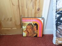 Box set of 9 LP's Bert Kaempfert and James Last