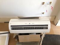 Wall Mounted Air Conditioning Unit Fujitsu
