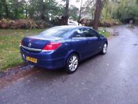 MID MONTH SALE 2007 Vauxhall Astra 1,8 litre 3dr convertible