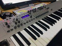 Novation X-Station 61 Synth MIDI keyboard
