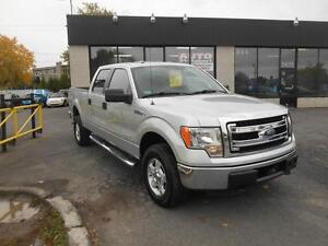 FORD F-150 XLT 4X4 ECOBOOST 2013