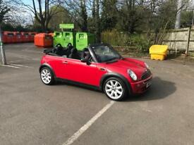 Mini one convertible 2007