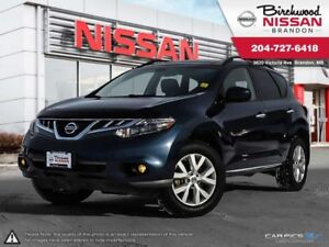 2014 Nissan Murano SL Local! ONE Owner!
