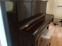 Old piano in very good condition