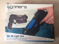Sony Playstation XK-10 LIGHT GUN BLASTER PISTOL CONTROLLER Boxed