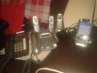 selection of phones and pocket pc