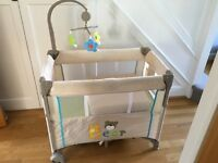 Baby travel cot - hauck Dream n Care Center luxury bassinet / travel cot