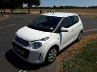 2017 White CITROEN C1 1.2 PureTech Feel 5dr