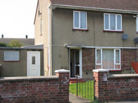 Two bedroom house available from 1st November 2017