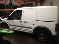 Breaking 2004 1.8d Ford transit connect