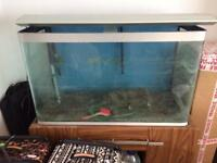 Large Fishtank Light Filter Heater Bargin £30**