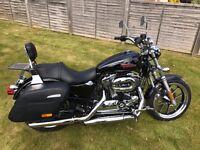 Harley Davidson 1200T Superlow Sportster , 2014
