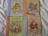 SET OF 4 CHILDREN'S BOOKS BY KATE VEAL