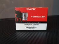 Smok TFV12 V12 Prince RBA Vape