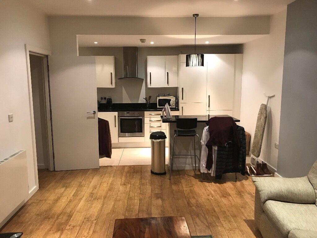 Double Room in Modern 2 Bedroom Flat - Shoreditch