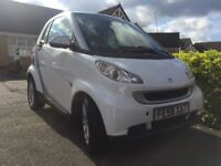 smart fortwo passion panoramic roof automatic