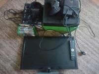 "XBOX ONE 500GB + GAMES + HEADSEAT + TV ""BUNDLE"""
