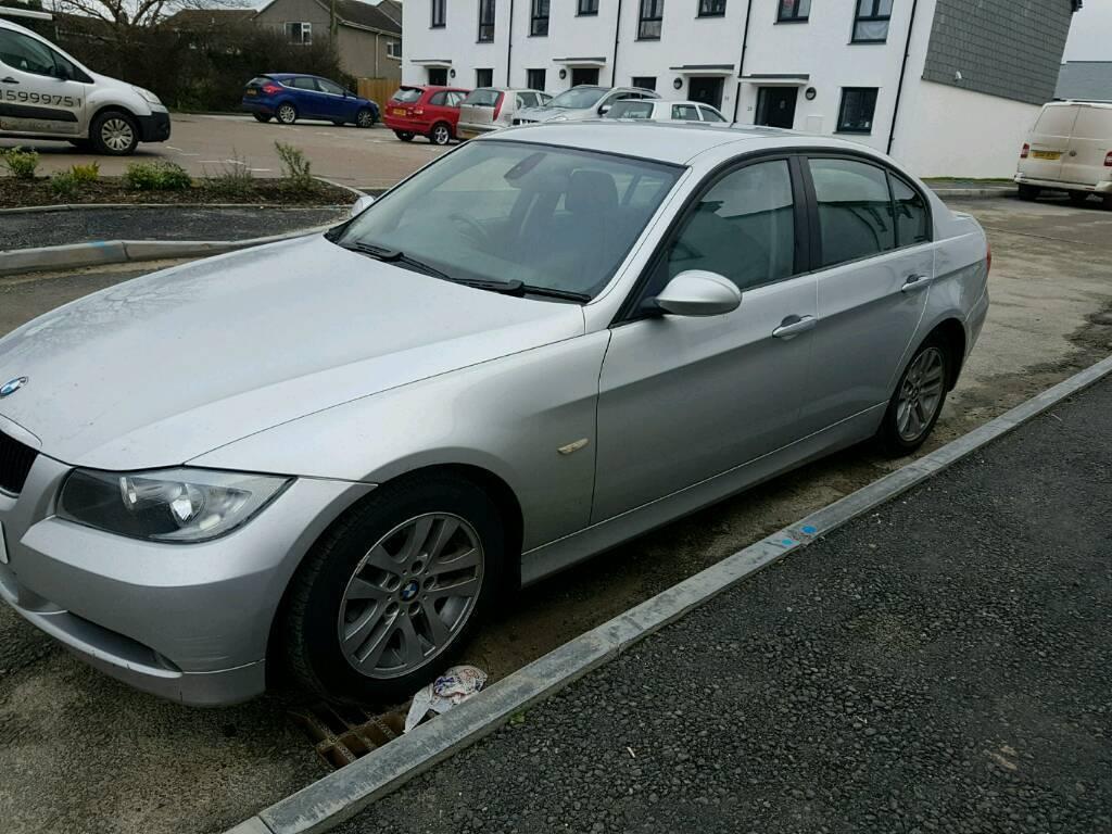 56 plate BMW E90 320d Saloon