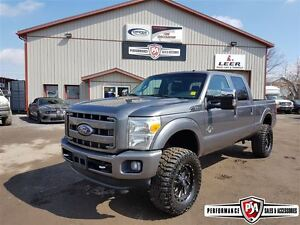 2011 Ford F-350 XLT LIFTED WHEEL/TIRE PACKAGE!!