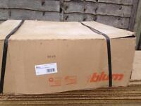 Blum 600 pan drawer ser