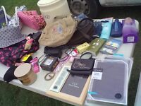 CAR BOOT LOT incl. NEW Actifry.footwear. bric a brac.unwanted gifts.water butt (Sherwood NG5)