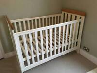 Cotbed and Bedding Bundle - Next Malvern Range