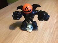 Skylander pumpkin eye brawl