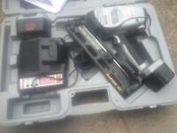 Senco battery nail gun