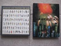 "Readers Digest ""Everyday Life Through The Ages"" and ""Los Angeles 2000 A Bicentennial Celebration"""
