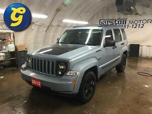 2012 Jeep Liberty ARCTIC EDITION*SKY SLIDER ROOF SOFT TOP*BLACKE