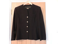 A Ladies Black Jacket from Marks & Spencer UK14