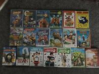 Kids DVD job lot