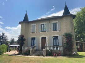 Small Chateau For sale South of Toulouse