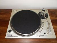 Gemini xl500 mk2 Direct Drive Turntable/Technics 1210/1200 alternatives/uk delivery available