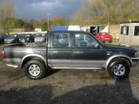 FORD RANGER XLT 4X4 TD (black and grey) 2004