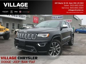 2017 Jeep Grand Cherokee Overland|V8|Safety Tech|Tow|Pansunroof|