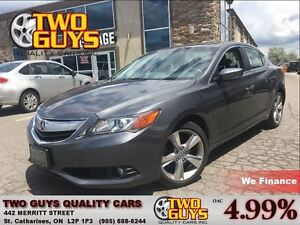2014 Acura ILX DYNAMIC | NAV | SUNROOF| LEATHER | 6SPD 2.4L