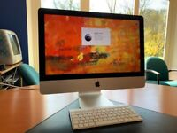 "Excellent Apple iMac 21.5"" 2013 (1TB HDD, Intel quad core i5 2.7 GHz, 8GB ram)"