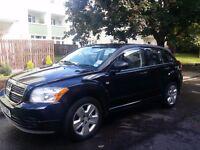 Black Dodge 2007