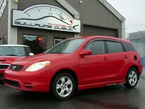2003 Toyota Matrix XR golf yaris echo versa civic corolla  accen