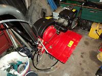Mountfield Cultivator / Tiller - Briggs & Stratton 3.5 hp engine