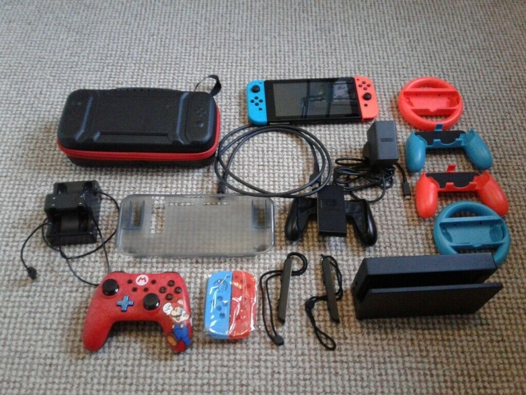 Nintendo Switch bundle | in Mansfield, Nottinghamshire | Gumtree
